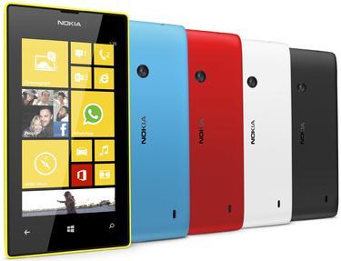 Lumia 520, el Windows Phone más vendido. | Nokia