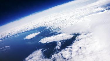 Nubes sobre Nueva Zelanda.   CC/Flickr/Satoru Kikuchi