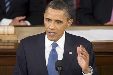 Barack Obama, en una foto de archivo