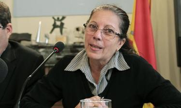 La viuda de Oswaldo Payá, Ofelia Acevedo   Efe