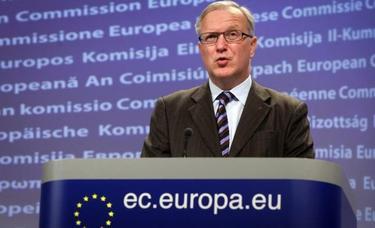 Olli Rehn, comisario europeo de Asuntos Económicos | EFE
