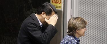Un ciudadano chino abandona la Audiencia Nacional | EFE