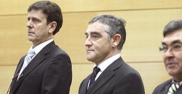 Eufemiano Fuentes, durante el juicio.   EFE