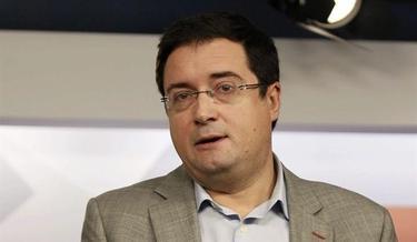 Óscar López, en rueda de prensa este lunes | EFE