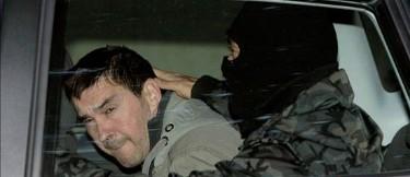 Arnaldo Otegi, el día de su detención por el caso Bateragune. | Archivo