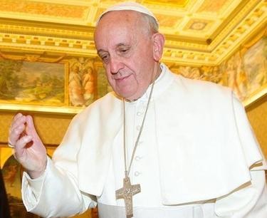 El Papa en una audiencia esta semana | EFE