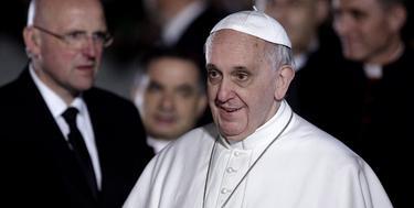 El papa Francisco I   Corbis