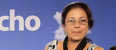 Ofelia Acevedo, viuda de Oswaldo Payá, este domingo en Gandía   Tarek/PP