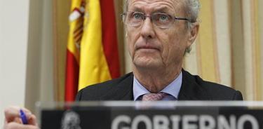 Pedro Morenés, ministro de Defensa. | Archivo