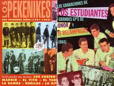 Los Pekenikes y Los Estudiantes