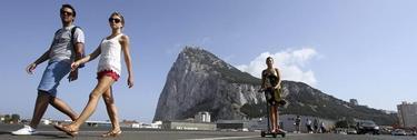 Peñón de Gibraltar | Archivo