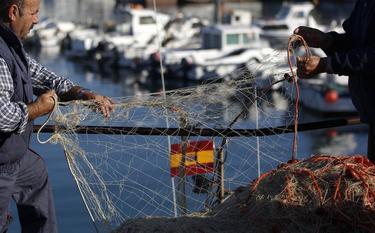 Pescadores de Barbate. | Cordon Press