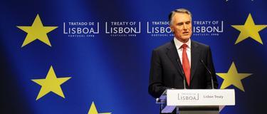 Aníbal Cavaco Silva, presidente de Portugal | Cordon