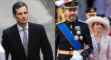 Urdangarín y los Príncipes de Asturias