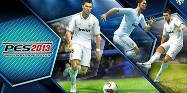 Imagen del nuevo Pro Evolution Soccer 2013.