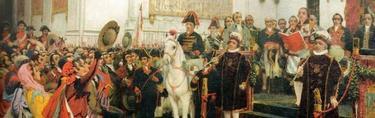 Proclamación de la Constitución de Cádiz, obra de Salvador de Viniegra