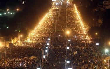 Protestas en El Cairo contra Mohamed Morsi | EFE