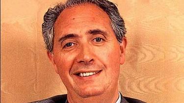 Publio Cordón, secuestrado por los GRAPO en 1995.