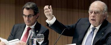 Artur Mas y Jordi Pujol | EFE
