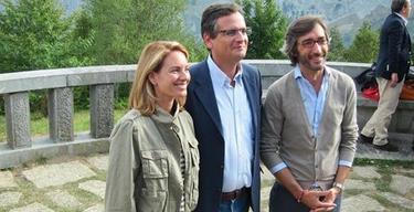 Quiroga, Basagoiti y Oyarzábal | Europa Press