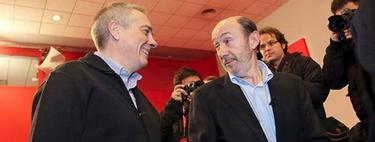 Pere Navarro y Rubalcaba en una imagen de archivo