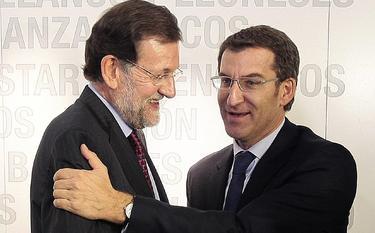 Rajoy felicita a Feijóo | Tarek/PP