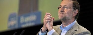 Mariano Rajoy, en un mitin este fin de semana | Tarek/PP