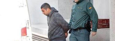 Ramoncín, cuando fue detenido tras el brutal asesinato de Sandra Palo | Archivo