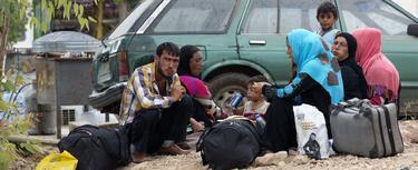 Refugiados sirios en el Líbano | Cordon Press