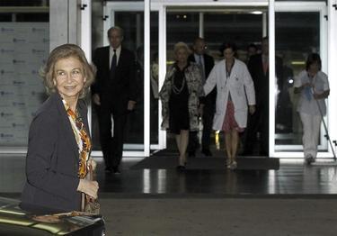 La reina Sofía   Archivo