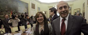 Wert con la catalana María Jesús Mier | EFE