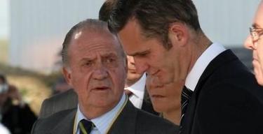 El Rey e Iñaki Urdangarín | Archivo