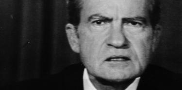 El expresidente de EEUU, Richard Nixon |Archivo