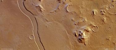 Una de las fotografías tomada con la cámara de alta resolución estéreo del telescopio espacial | ESA