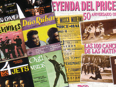 La leyenda del Price, un triple disco a la venta