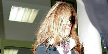 Rosalía Iglesias a su llegada al juzgado en una imagen de archivo | EFE