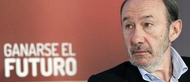 Alfredo Pérez Rubalcaba ha propuesto este sábado cambiar el nombre al PSOE | EFE