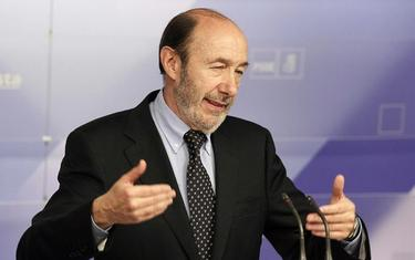 Alfredo Pérez Rubalcaba | EFE