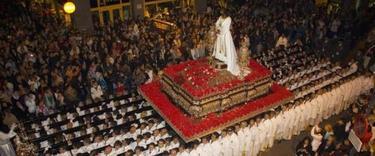 Imagen de una procesión   José María Díaz Bernal