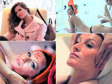 Gisele Bündchen   Foto Vogue Italia