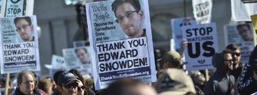 Manifestación contra el espionaje en Washington | Cordon Press