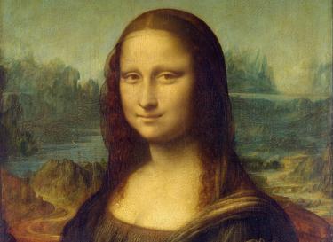La sonrisa más famosa de la historia del arte. | Wikipedia
