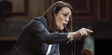 La portavoz del PSOE en el Congreso | Soraya Rodríguez | EF