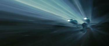 Viaje de la nave Enterprise en la última película de 'Star Trek'