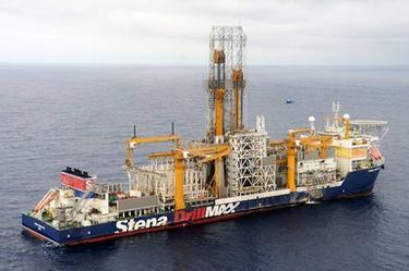 Stena Drill Mxx, el buque que Repsol emplea para hacer prospecciones | Foto: www.repsol.com
