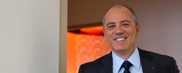 Stéphane Richard,  presidente director general de la teleoperadora Orange, EFE.