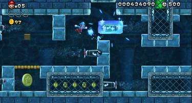 'Super Mario Bros. Wii U', el clásico que vuelve con cada consola. | Nintendo