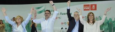 Proclamación de Susana Díaz como candidata del PSOE | Archivo