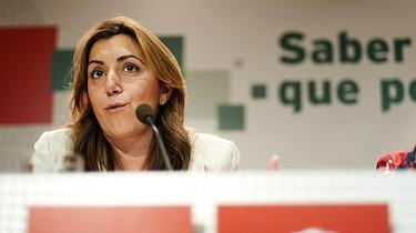 Susana Díaz en una imagen de archivo | EFE