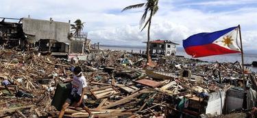 Efectos devastadores de Haiyán en Filipinas | Agencias